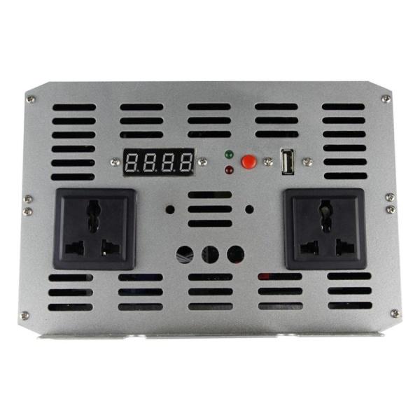 24VDC to 220VAC 3000W (Peak 6000W) Pure Sine Wave Power Inverter-1177