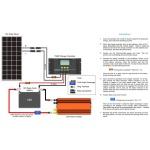Renogy 100W Monocrystalline Starter Kit-1615