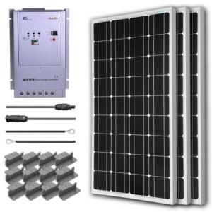 Renogy 300W Monocrystalline Premium Kit-0