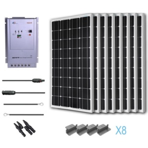 Renogy 800W Monocrystalline Premium Kit-0