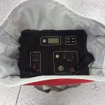 1500 Series Solar Generator Kit 0.64kWh by Humless with EMP Bag, 2 Panels, & 2 Extension Cords-2101