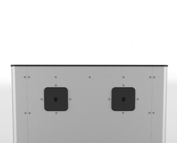 1500 Series Solar Generator Kit 0.64kWh by Humless with EMP Bag, 2 Panels, & 2 Extension Cords-1246