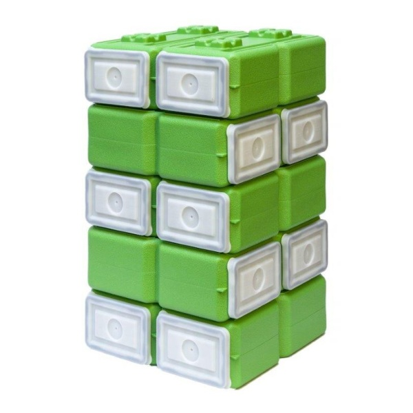 food brick containers
