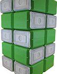 FoodBrick Standard Green 10 Pack-0