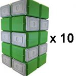 FoodBrick Standard Green 100 Pack-0