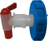 WaterBrick Ventless Spigot Assembly Blue-0