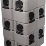 WaterBrick Standard Tan 10 Pack - Holds 2640 Servings-0