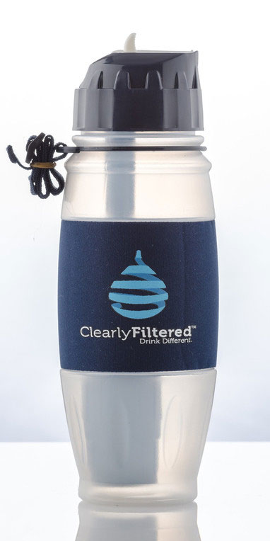 Clearly Filtered Athlete Edition Filtered Bottle Replacement Filter-1746