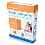 WaterBasics 60 Gallon Water Storage Kit with Filter-1760