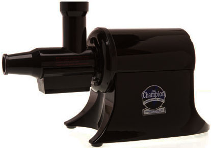 Champion Juicer Commercial Black Model 2000-0