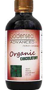 Goldenseal Advanced Circulatory Support 8 oz.-0