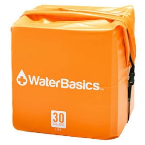 WaterBasics 30 Gallon Water Storage Kit-0