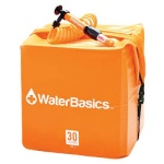 WaterBasics 30 Gallon Water Storage Kit with Filter-0