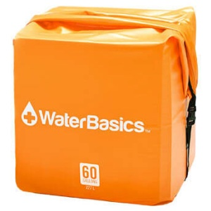 WaterBasics 60 Gallon Water Storage Kit-0