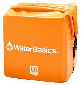 WaterBasics 60 Gallon Water Storage Kit-0