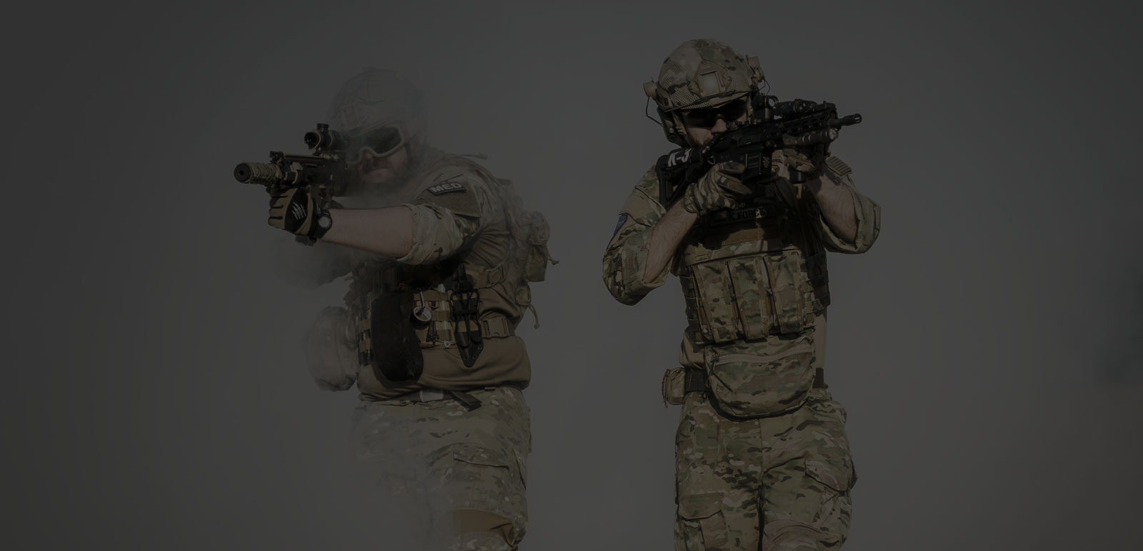 Tactical watch that can bring out your inner soldier?