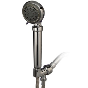 Clearly Filtered Handheld Filtered Shower Head-0