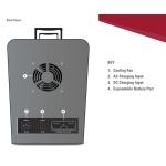 Lion Energy 1500 Watt Expandable FTB 50 Ascent Solar Generator-2115