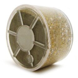 Clearly Filtered Fixed Filtered Shower Head Replacement Filter-0