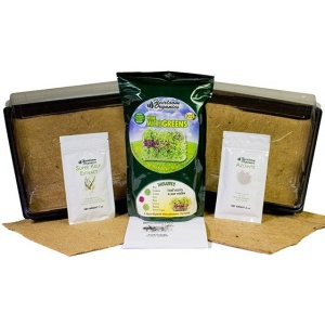 Heirloom Organics Home MicroGreens Kit-0