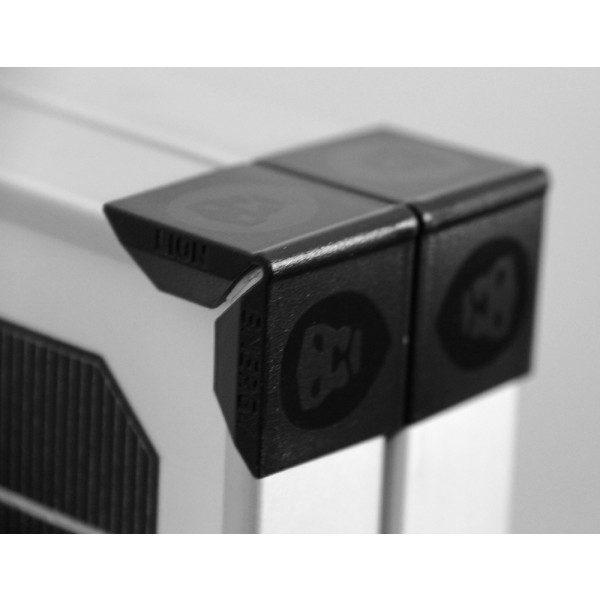 Lion Energy 1500 Watt Expandable FTB 50 Ascent Solar Generator Kit with 3 Panels & Expandable Battery Pack-2336
