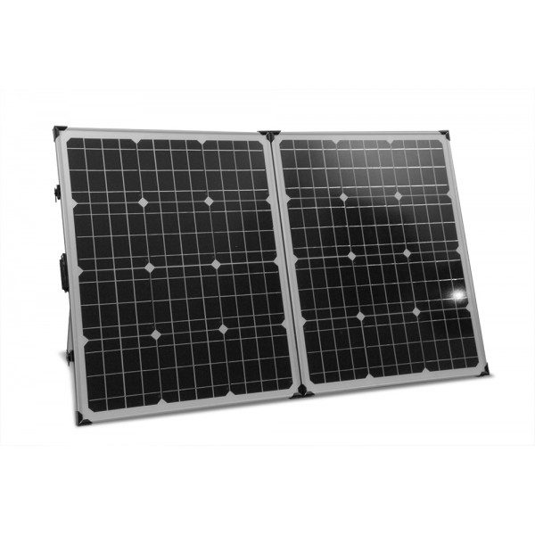 Lion Energy 1500 Watt Expandable FTB 50 Ascent Solar Generator Kit with 2 Panels-2230