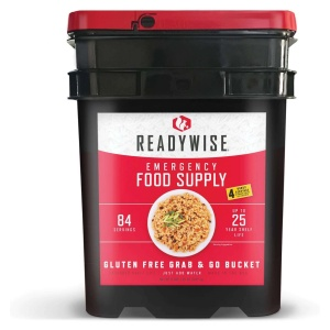 ReadyWise Gluten-Free Bucket