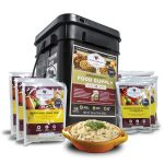Wise Food Storage 60 Serving Entree Only Grab and Go Food Kit-0