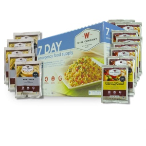 Wise Food Storage 7 Day Emergency Food Supply-0
