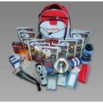 Wise Food Storage 2 Week Essential Survival Backpack 16 lbs 20x10x10 RED-0