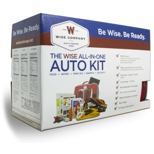 Wise Food Storage All-In-One Auto Kit-0