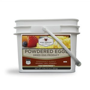 Wise Food Storage Powdered Eggs In a Bucket- 144 Total Servings-0
