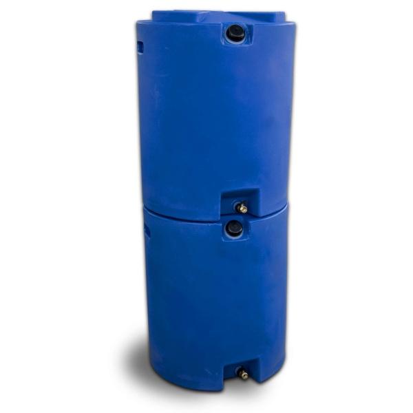 Wise Food Storage Water Storage Tank - 100 Gallons (2 Tanks)-0