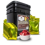Wise Food Storage 120 Serving Freeze Dried Fruit and Gourmet Snack Combination-0