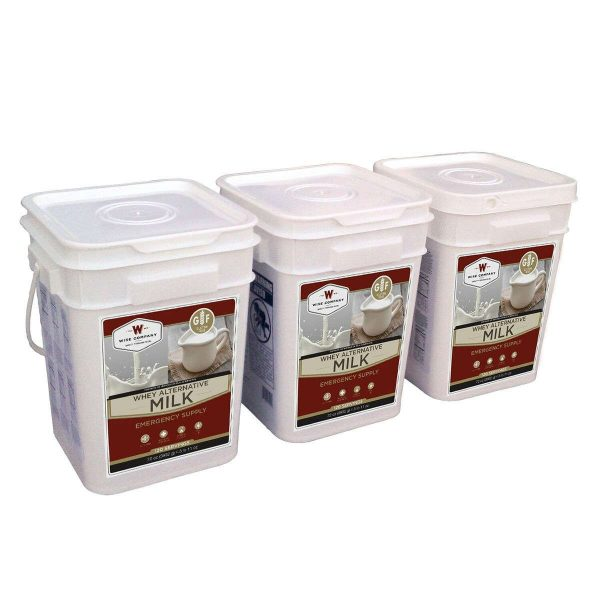 Wise Food Storage 360 Serving Milk Bucket-0