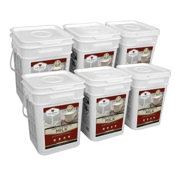 Wise Food Storage 720 Serving Milk Bucket-0