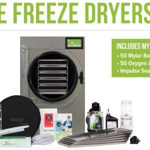 Large Freeze Dryer Kit