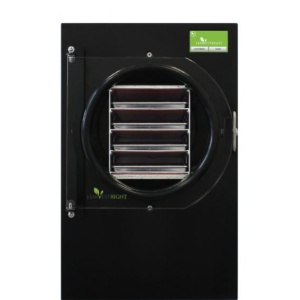 medium black harvest right freeze dryer