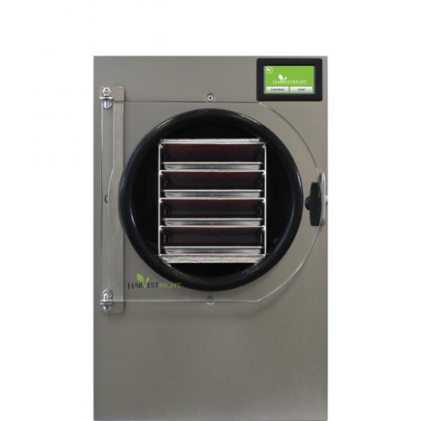 harvest right stainless steel medium-size freeze dryer