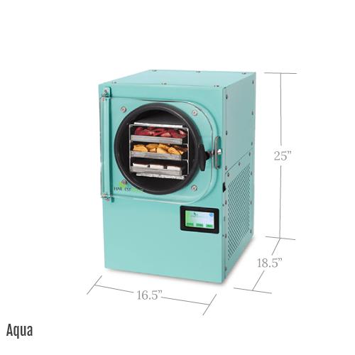 Harvest Right Small Freeze Dryer Aqua / Teal-2614