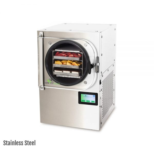 Harvest Right Small Freeze Dryer Stainless Steel-0