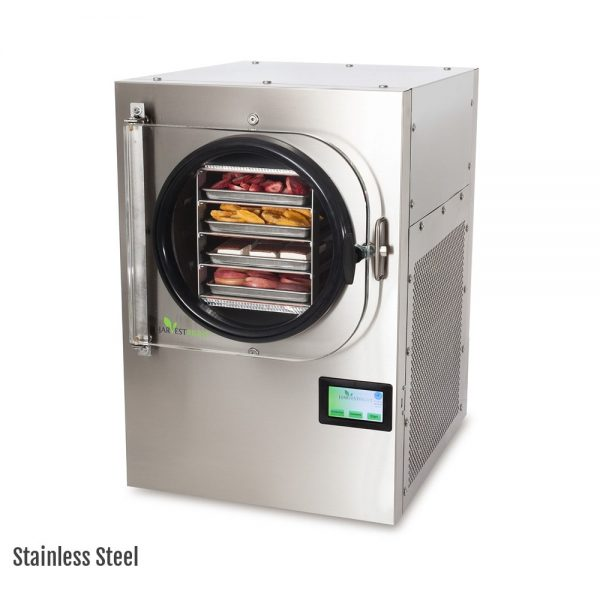 Harvest Right Standard / Medium Size Freeze Dryer Stainless Steel-0