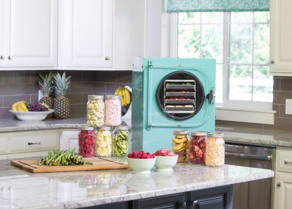 Harvest Right Standard / Medium Size Freeze Dryer Aqua / Teal-2642