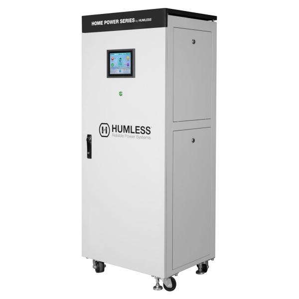 Humless Home 30 Solar Generator-2769