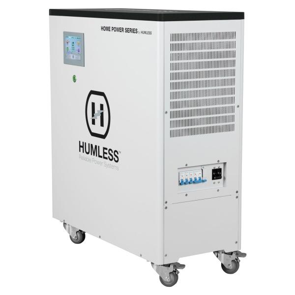 Humless Home 6.5 Solar Generator-2753