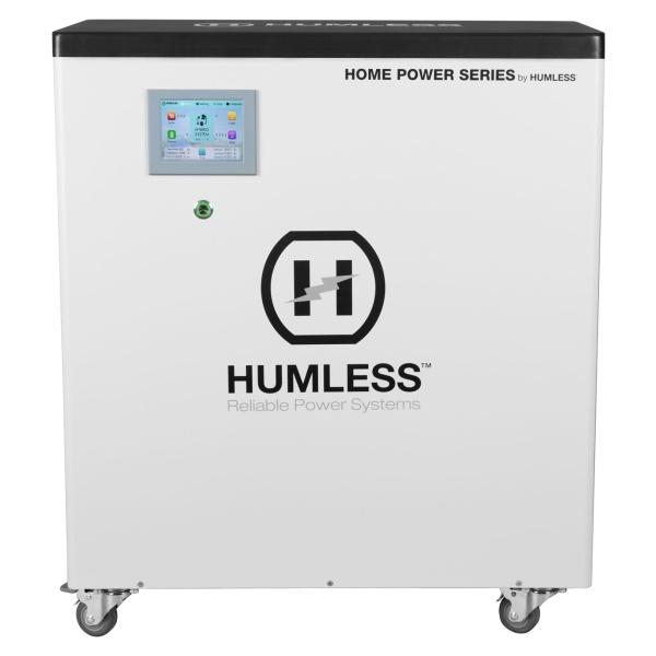 Humless Home 6.5 Solar Generator-0