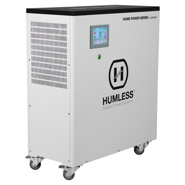 Humless Home 6.5 Solar Generator-2752