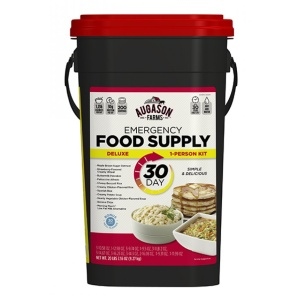 Deluxe 30 Day Food Storage Bucket