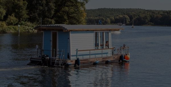 converting houseboat to bug out boat