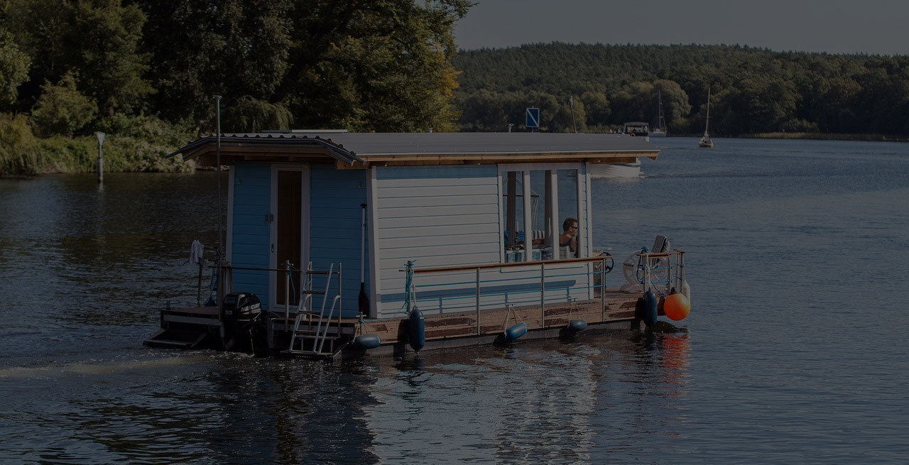 Converting your Houseboat to the Ultimate Prepper Houseboat